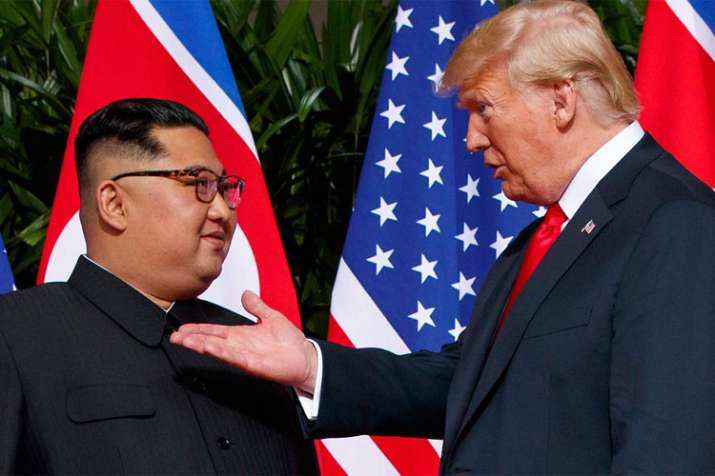 Donald Trump confirms second summit with Kim Jong-un will be in Vietnam | AP File- India TV