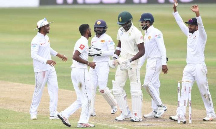 South Africa vs Sri Lanka- India TV