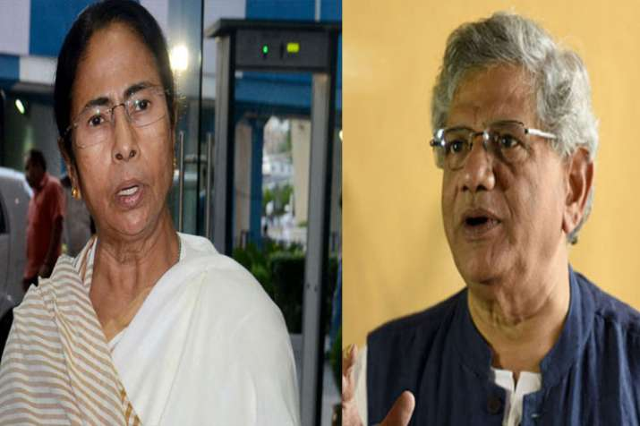 CPI did not support Mamta Banerjee on CBI issue- India TV