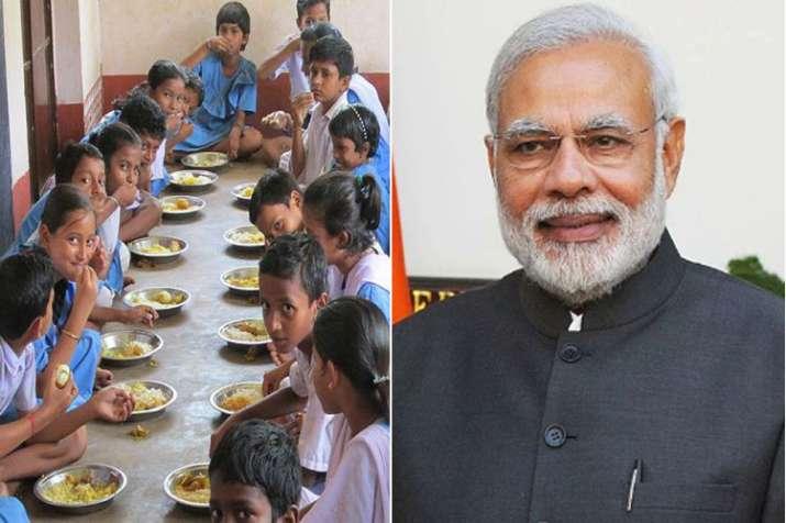 PM Modi to serve Akshaya Patra's 3 billionth meal to underprivileged kids in Vrindavan- India TV