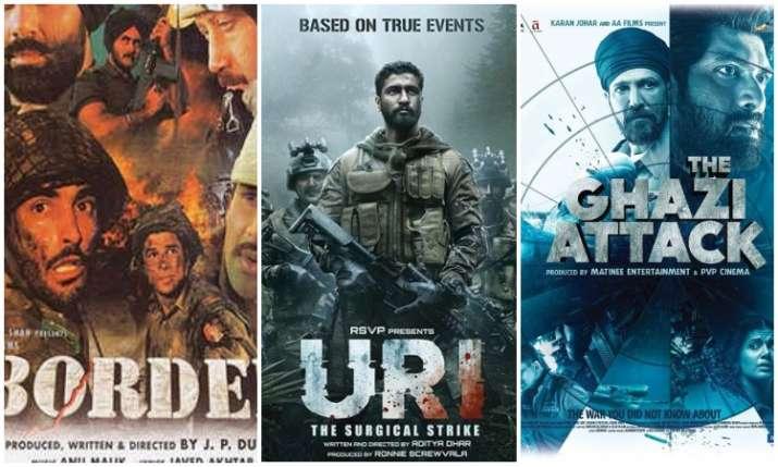 War movies- India TV