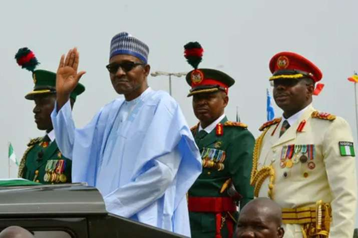 Many dead in stampede at political rally of President Muhammadu Buhari in east Nigeria | AP File- India TV