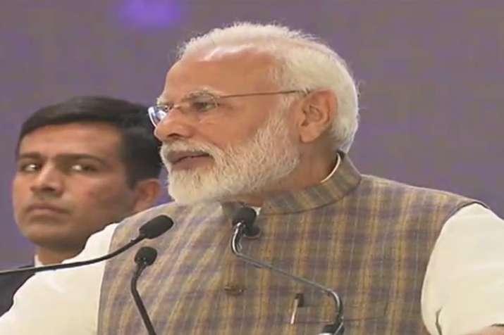 PM Narendra Modi inaugurates PETROTECH-2019 - India TV