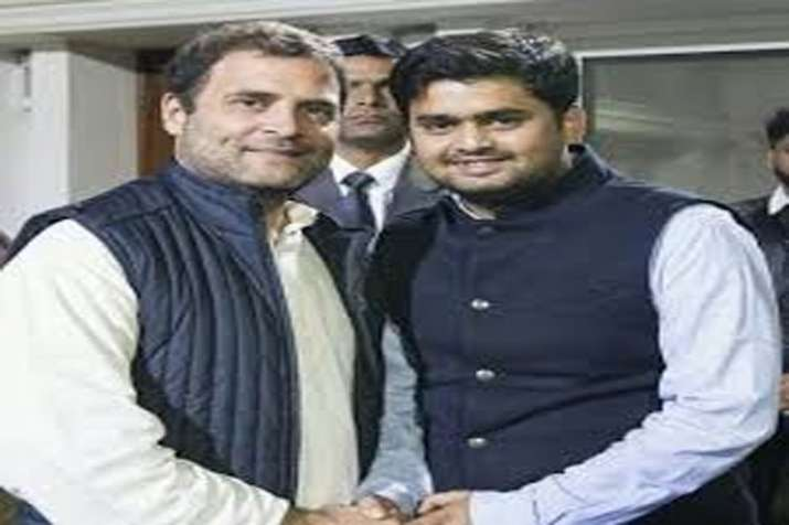 Neeraj Kundan appointed national president of NSUI- India TV