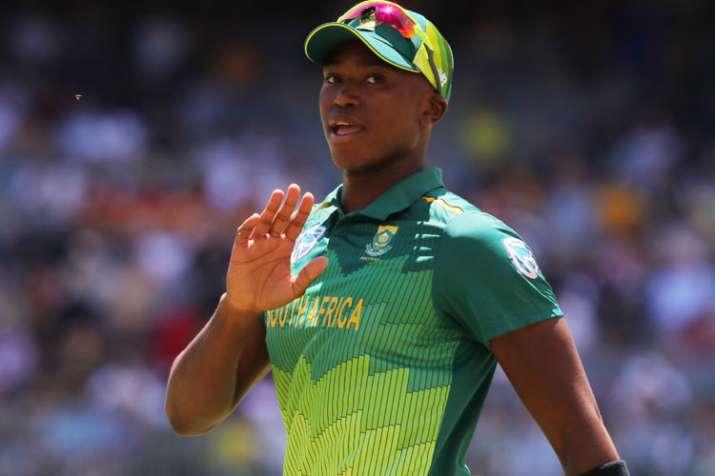 दक्षिण अफ्रीकी टीम में लुंगी एनगिडी की वापसी, हाशिम अमला टीम से बाहर - India TV