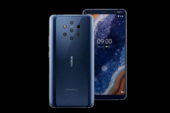 Nokia 9 Pureview with five rear cameras, HDR 10 display launched | HMD Global- India TV