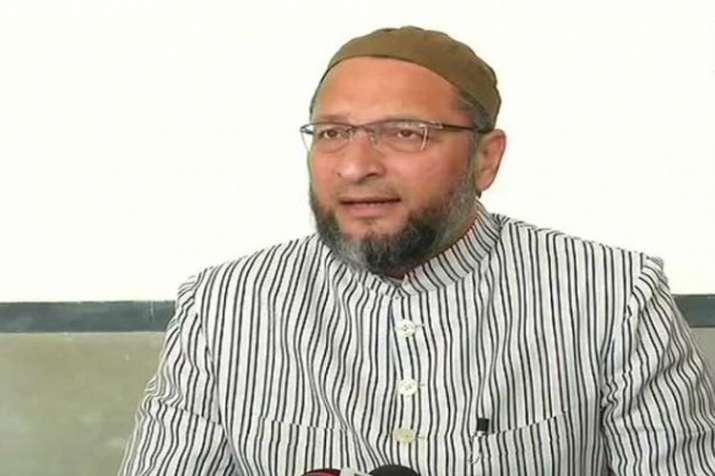 Owaisi on Ramdev- India TV