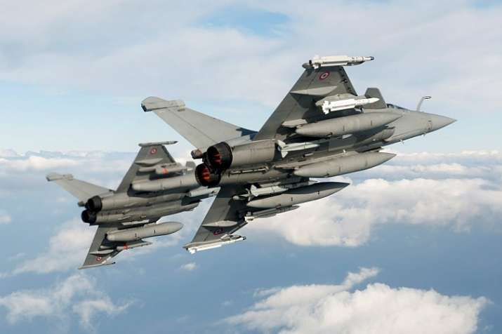 Rafale fighter planes- India TV