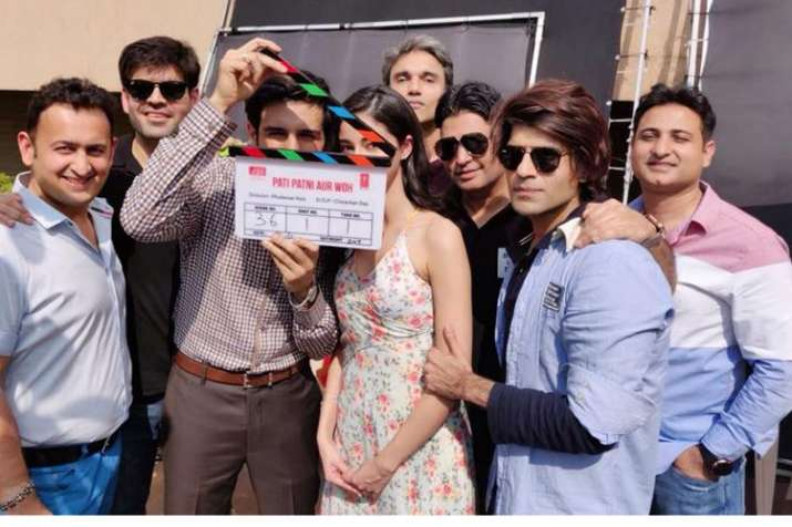 Pati Patni Aur Woh remake shooting starts- India TV