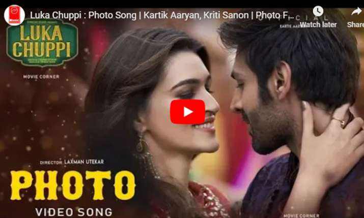 Photo Song- India TV