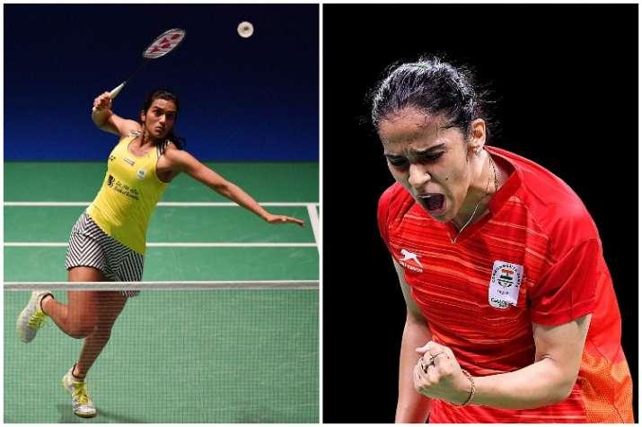 PV Sindhu And Saina Nehwal- India TV
