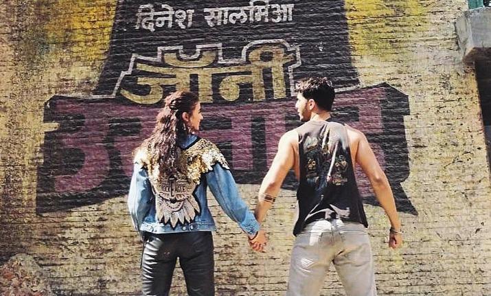 Alia bhatt and Varun dhawan- India TV