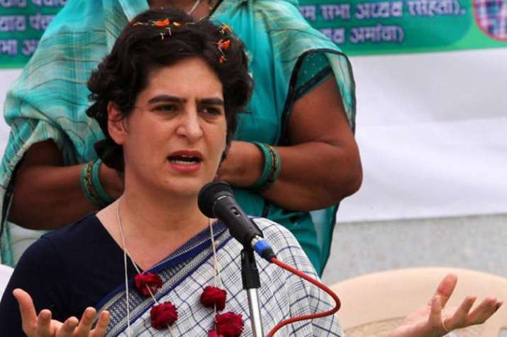 UP-Uttarakhand Hooch Tragedy: Priyanka demands compensation for victims, flays state governments- India TV