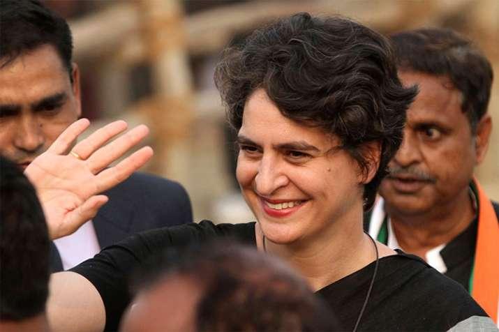 Twitter following of Priyanka Gandhi crosses 100 thousand in 12 hours- India TV