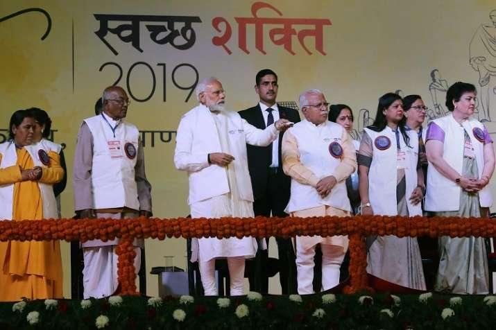 Lok sabha election 2019, bjp, modi rally, pm modi rally, pm modi kurukshetra rally, modi kurukshetra- India TV