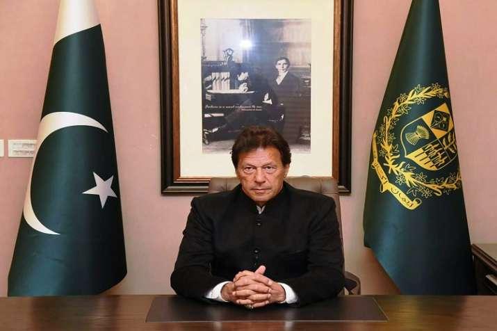 Pakistan's Prime Minister Imran Khan- India TV