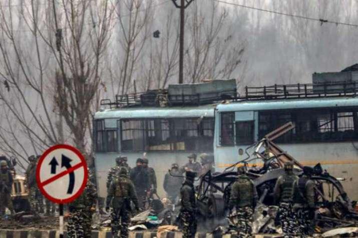 Pulwama attack (File Photo)- India TV
