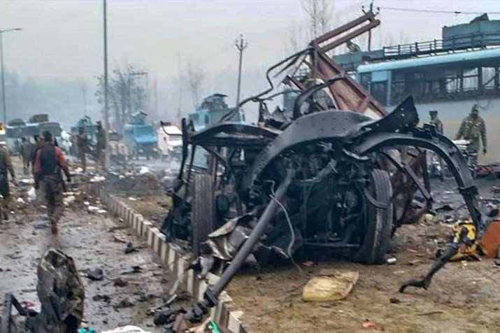 पुलवामा हमले पर बड़ा खुलासा, साज़िश में शामिल था पाक सेना का मेजर- India TV