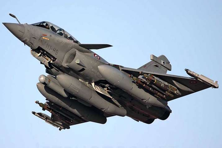 Rafale fighter jet deal- India TV