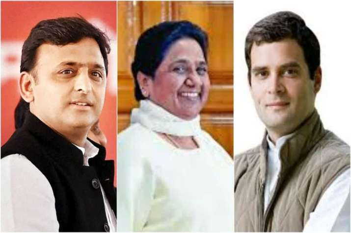 Rahul Gandhi Statement on Mayawati and Akhilesh after Road Show in Lucknow- India TV