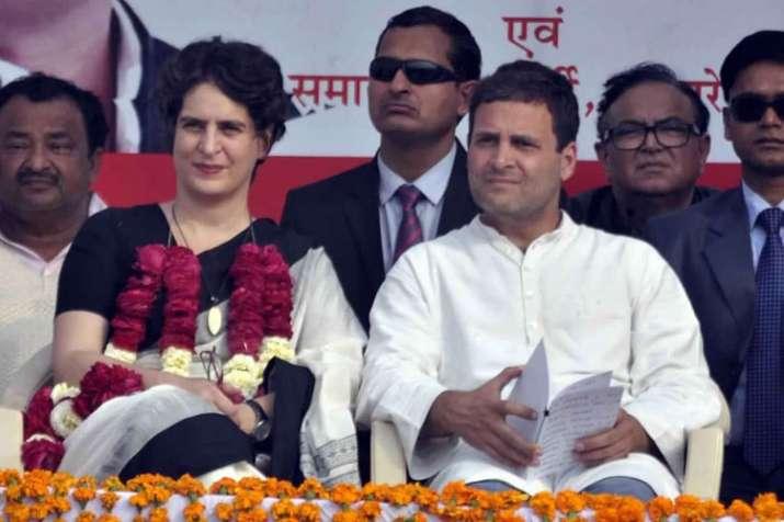 Priyanka Gandhi's Next 3 days schedule - India TV