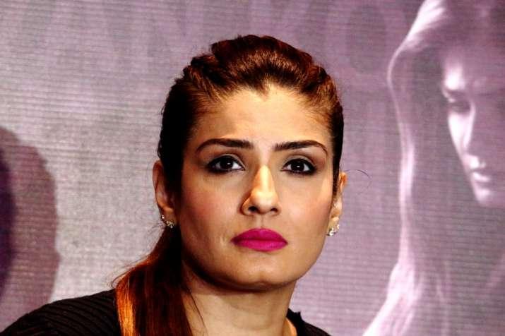 रवीना टंडन- India TV