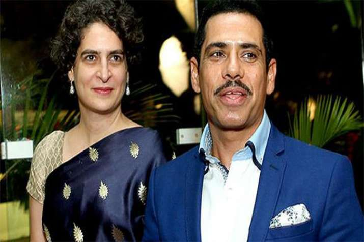 Robert Vadra suffered about a food poisoning last night as a result of which he is having diarrhoea- India TV
