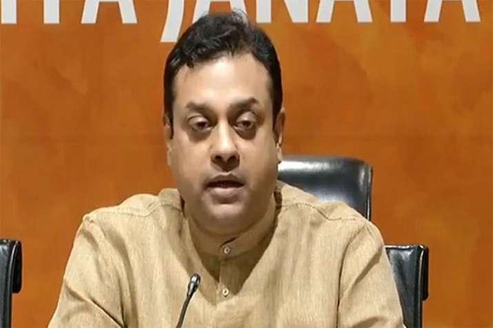 Rahul Gandhi in Criminal No 1 says Sambit Patra- India TV