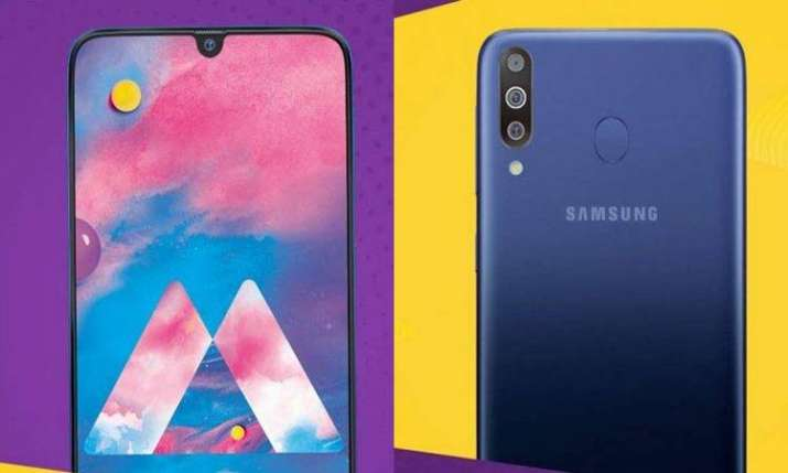 Samsung Galaxy M30- India TV Paisa