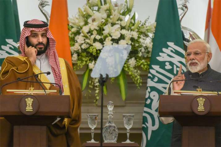 Saudi crown prince Mohammed bin Salman joined PM Narendra Modi in condemning the Pulwama attack- India TV