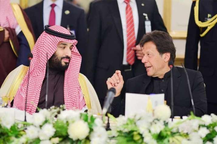 Saudi crown prince Mohammed bin Salman begins Asia tour in Pakistan | Facebook- India TV