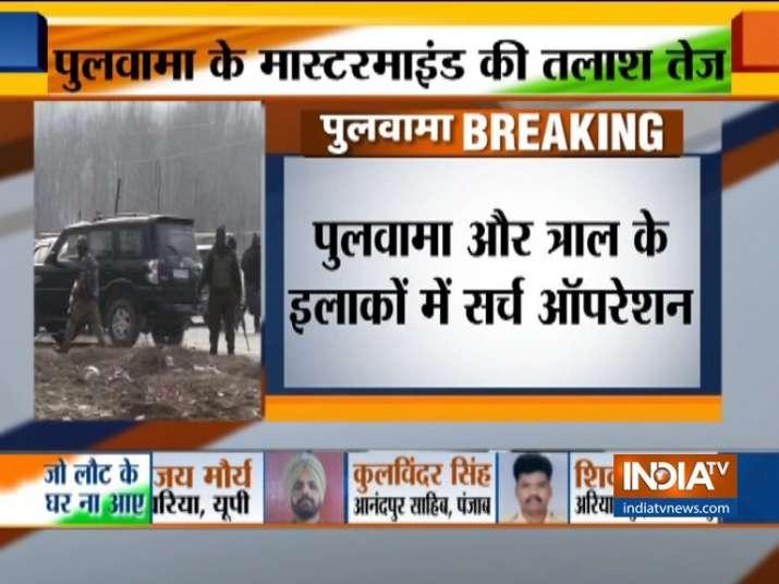 Pulwama Attack- India TV