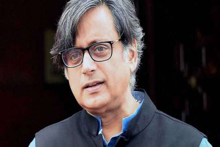 Shashi Tharoor- India TV