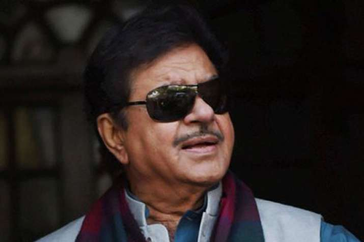 U-turn by Shatrughan Sinha will not guarantee him ticket to contest Lok Sabha Polls, says BJP | PTI- India TV