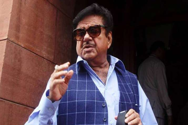 Shatrughan Sinha BJP MP- India TV