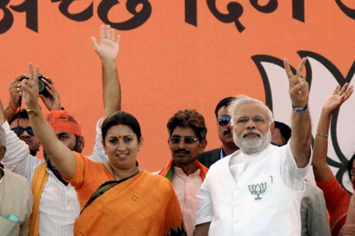 Will leave politics the day PM Narendra Modi retires, says Smriti Irani | PTI File- India TV