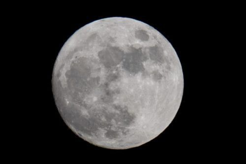 Super Snow Moon dazzles stargazers tonight- India TV