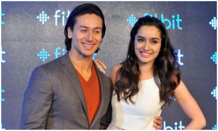 Tiger shroff and shraddha kapoor- India TV