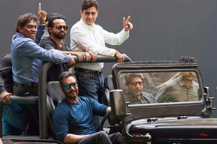Total Dhamaal team- India TV