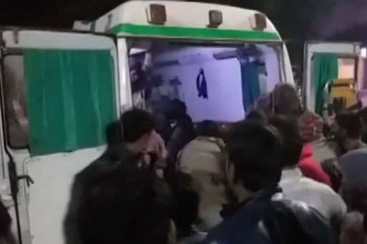 13 dead as truck runs over marriage procession in Rajasthan | ANI Photo- India TV