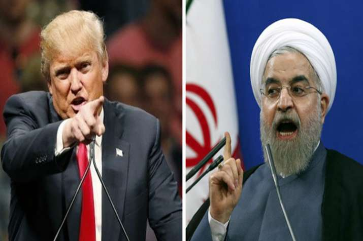 Trump calls out Iranian regime for producing '40 years of failure' on revolution's anniversary | AP - India TV