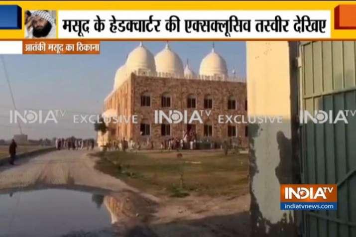 Jaish e Mohammed- India TV