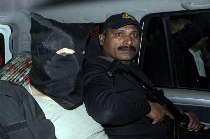 Jaish Terrorist- India TV