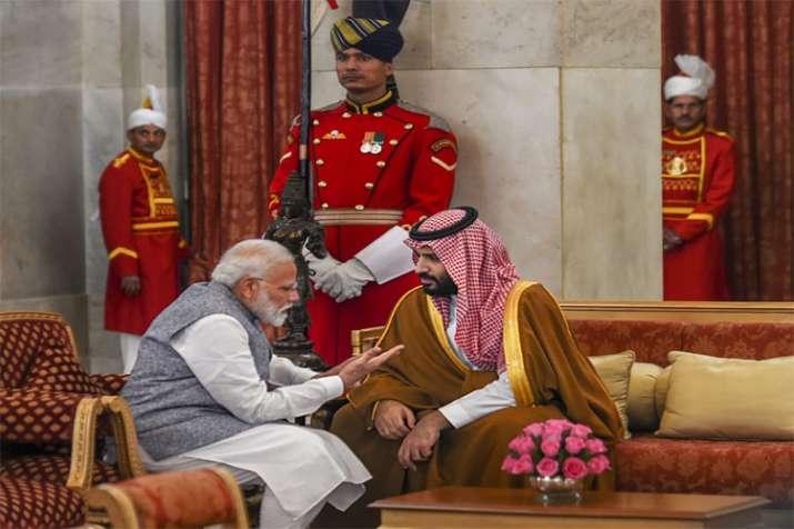 Saudi Arab Prince- India TV