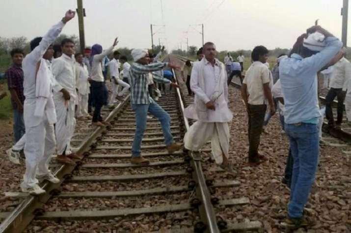 Gurjar Protest- India TV