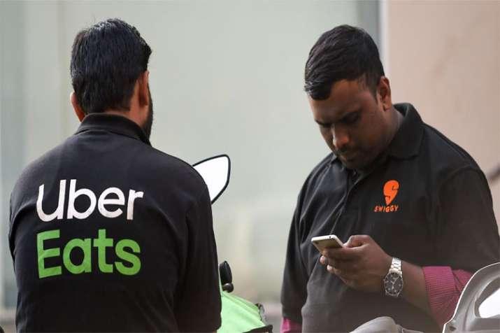 Swiggy Uber Eats- India TV Paisa