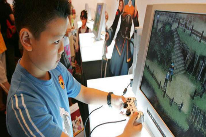 ऑनलाइन गेमिंग- India TV