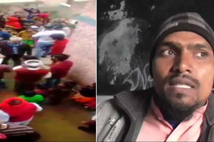Muslim school teacher roughed up for refusing to say 'Vande Mataram' on Republic day- India TV