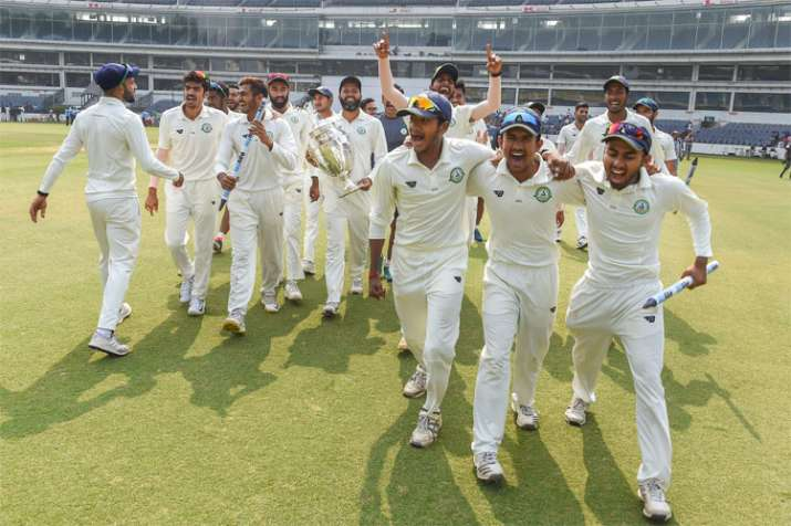 Irani Cup 2019: विदर्भ ने लगातार दूसरी बार जीता खिताब- India TV