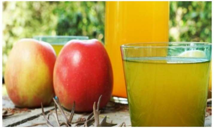 apple cider vinegar- India TV